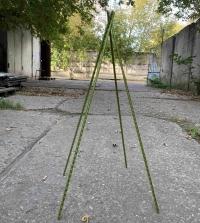 Каркас для зимних укрытий, h 100 см, 4 опоры