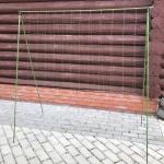 Шпалера для огурцов 1,8х1,8м. (основной комплект)