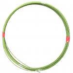 Арматура стеклопластиковая диаметр 4 мм. (бухта 50 п.м.) цвет зелёный